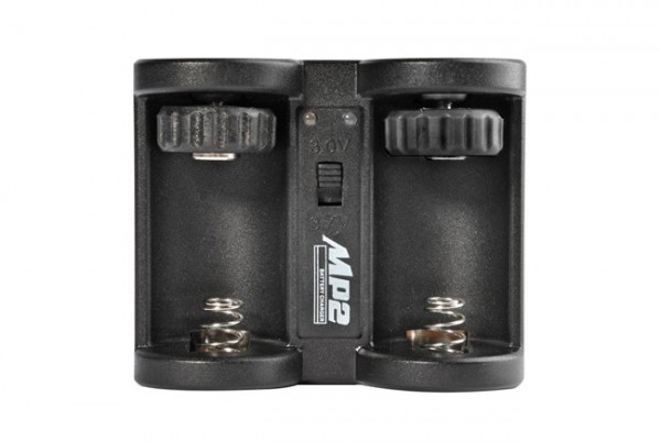 MP2 2-Schacht USB-Ladegerät