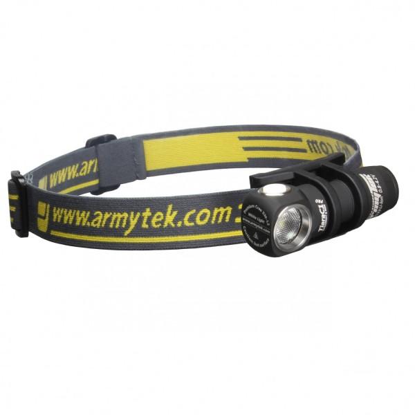 Tiara C1 Pro silber v1 Stirnlampe Kopflampe