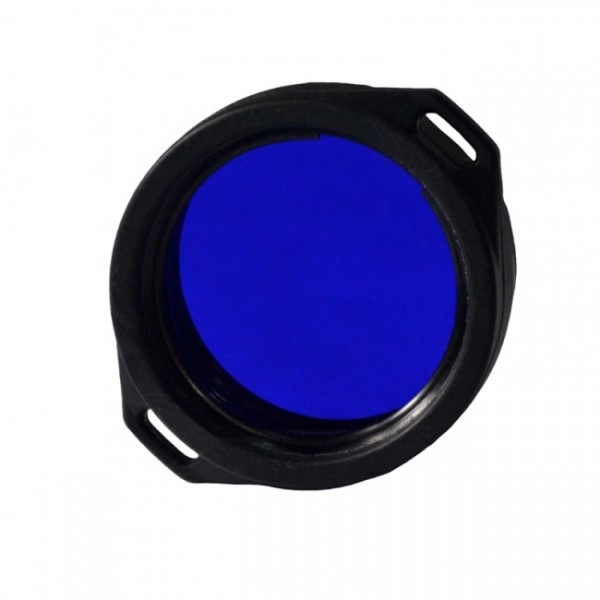Armytek Filter für Predator und Viking - blau